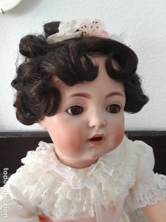 Muñecas Porcelana: PRECIOSA MUÑECA BEBE K&R ,SIMON HALBIG 121 ,MARCADA (PIEZA MUY VALORADA ) - Foto 3 - 140144102