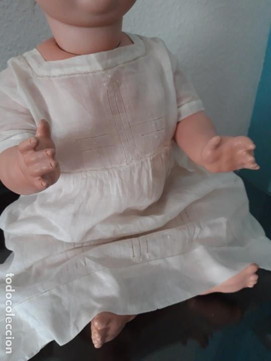 Muñecas Porcelana: BEBE PORCELANA ANTIGUO BURGGRUB 169 (GERMANY) PORZENLLAMBRICK,MARCADA(SIN REPINTES ,NI RESTAURACION - Foto 5 - 140145910