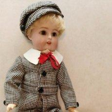 Muñecas Porcelana: MUÑECO PORCELANA KAMMER & REINHARD. Lote 104240187
