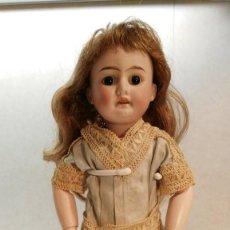 Muñecas Porcelana: MUÑECA DE PORCELANA A.M. 1894. Lote 107165099