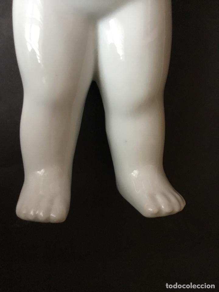 Muñecas Porcelana: Badepuppe o Frozen Charlie 30 cm, muñeco de baño - Foto 5 - 141558272