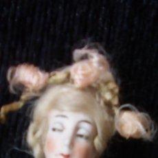 Muñecas Porcelana: BONITA MUÑECA BISCUIT. Lote 141108502