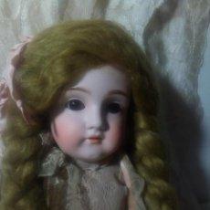 Muñecas Porcelana: PRECIOSA EARLY KESTNER 154 CUERPO ORIGINAL. Lote 142603350