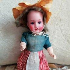 Muñecas Porcelana: MUÑECA PEQUEÑA ARMAND M. 30 CM MOLDE 390. Lote 142761790