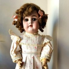 Muñecas Porcelana: MUÑECA MARCADA DEP 11 DE 52 CM.. Lote 143012794