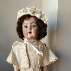 Muñecas Porcelana: MUÑECA SIMON Y HALBIG KAMMER Y REINDHART 117N DE 50 CM.. Lote 143014878