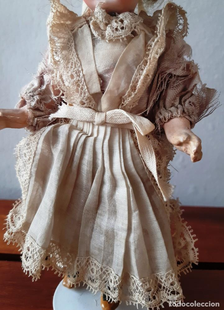 Muñecas Porcelana: Muñeca alemana Gbr Kuhnlenz 44-14 - Foto 4 - 143777786