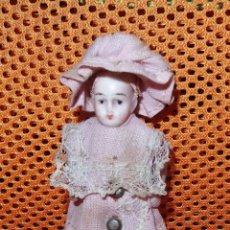 Muñecas Porcelana: MIGNONETTE,PORCELANA,GERMANY,NUMERADA,CASA DE MUÑECAS,PPIO DEL S.XX. Lote 146560906