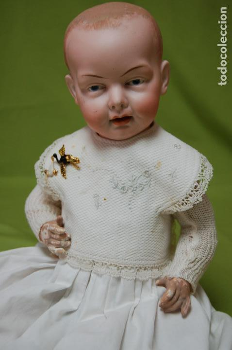 Muñecas Porcelana: bebé eisenmann & company 1911 - Foto 4 - 146631702