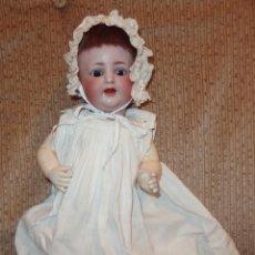 Muñecas Porcelana: BEBÉ DE PORCELANA,126 KAMMER & REINHARDT,GERMANY,PPIO DEL S.XX. Lote 146876986