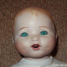 Muñecas Porcelana: BEBÉ BABY GLORIA,PORCELANA,GERMANY,REPRODUCCION. Lote 146917978