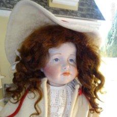 Bonecas Porcelana: GRETCHEN - MUÑECA ALEMANA DE PORCELANA - KAMMER & REINHARDT - REPRODUCCIÓN. Lote 148763370