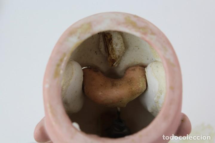 Muñecas Porcelana: MUÑECA CON CABEZA DE PORCELANA MARCADA EN LA NUCA ARMAND MARSEILLE 370 A. 5/0 M. GERMANY. - Foto 6 - 150077226