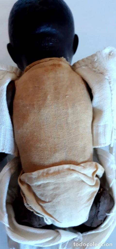 Muñecas Porcelana: MUÑECO ALEMAN ARMAND MARSELLE - BEBE NEGRO EN PORCELANA N .3 - Foto 9 - 154466904