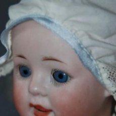 Muñecas Porcelana: ANTÍGUA MUÑECA ALEMAÑA. Lote 150780974