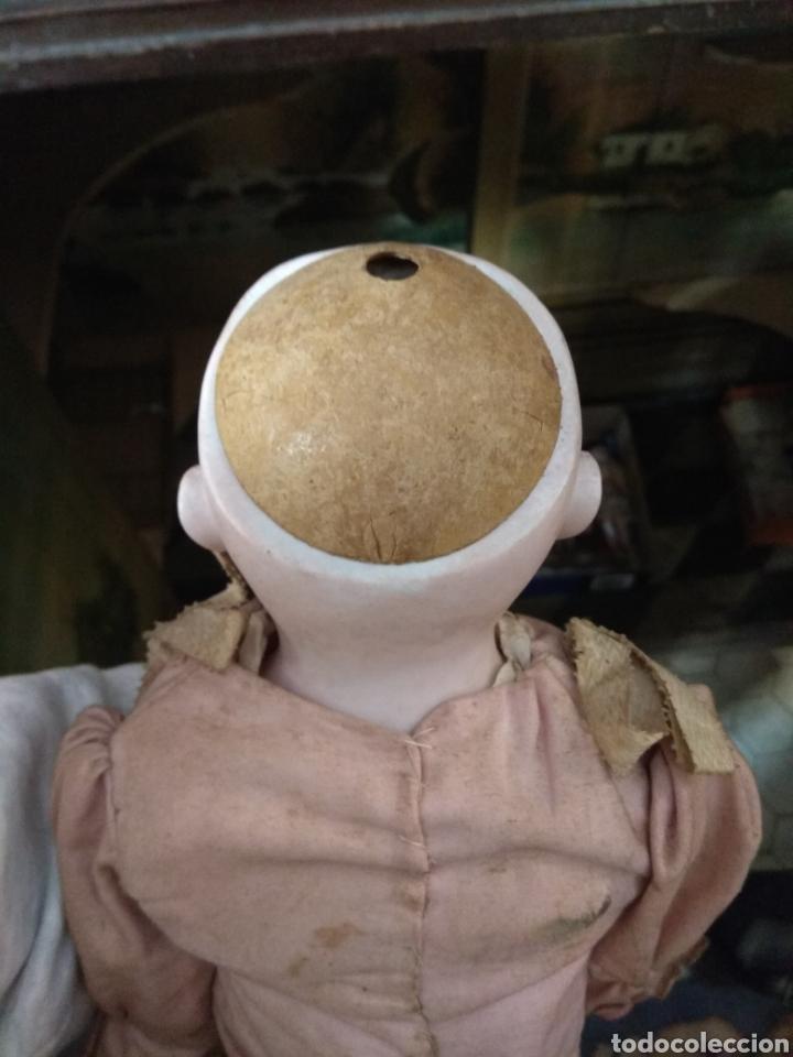 Muñecas Porcelana: Antigua Muñeca Alemana de Porcelana - Leer Descripción - - Foto 13 - 92394250