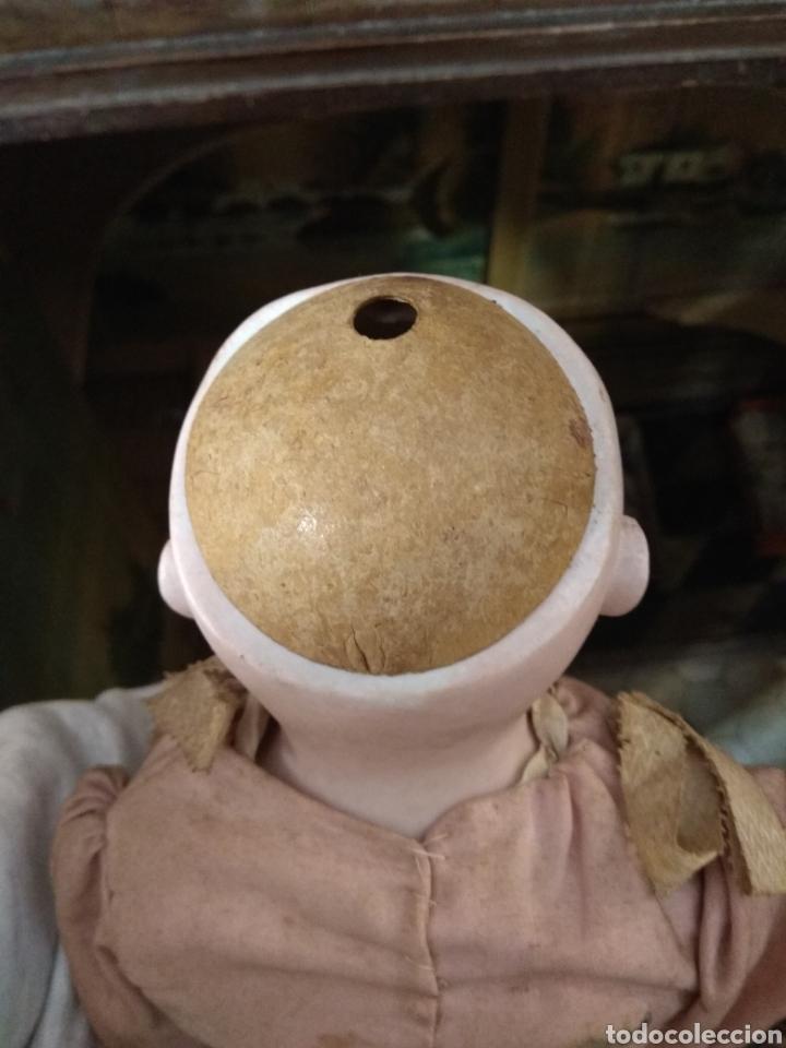 Muñecas Porcelana: Antigua Muñeca Alemana de Porcelana - Leer Descripción - - Foto 14 - 92394250