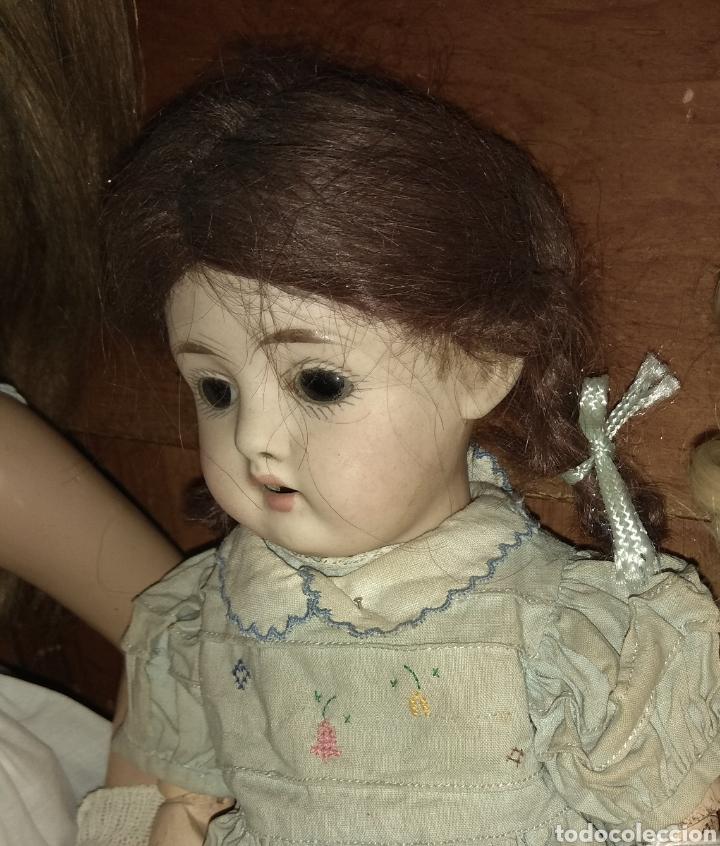 Muñecas Porcelana: Muñeca Ancla LC - Porcelana Cuerpo Madera - Foto 12 - 82053310