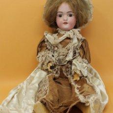 Muñecas Porcelana: MUÑECA SIMON HALBIG. 1078. CABEZA DE PORCELANA. ALEMANIA. AÑOS 20- 52 CM.. Lote 151234286