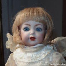 Muñecas Porcelana: MUÑECA SIMON & HALBIG,K R,122,PORCELANA,GERMANY,REPRODUCCIÓN. Lote 151998370