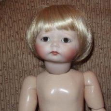 Muñecas Porcelana: MUÑECA PORCELANA,GERMANY,REPRODUCCIÓN. Lote 151999874