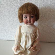 Bambole Porcellana: MUÑECA DE PORCELANA SIMON&HALBIG NÚMERO 126. Lote 153667708