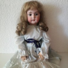 Muñecas Porcelana: MUÑECA DE PORCELANA HALBIG ( SIMON&HALBIG)1078. Lote 153819658
