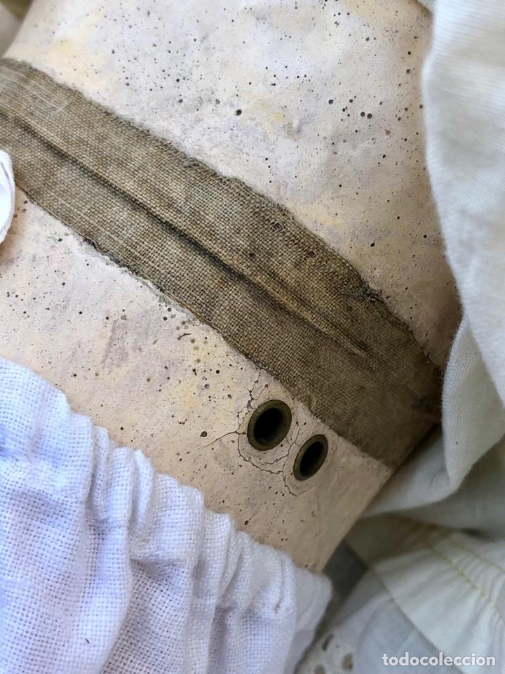 Muñecas Porcelana: Antigua muñeca cabeza porcelana Armand Marseille 390 A 5. M / altura 58 cm aprox. - Foto 6 - 154502353