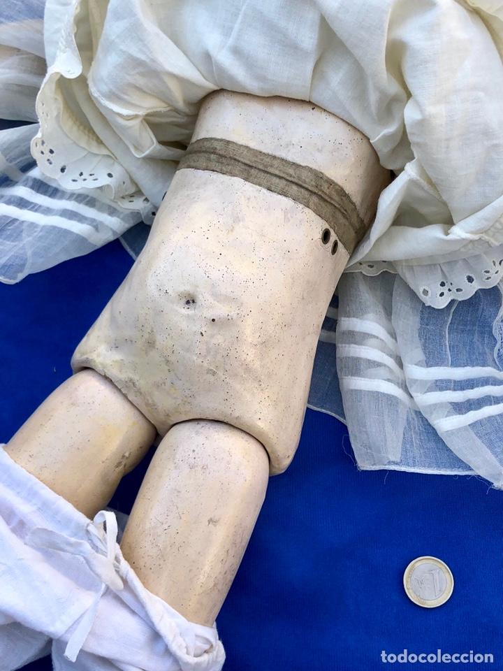 Muñecas Porcelana: Antigua muñeca cabeza porcelana Armand Marseille 390 A 5. M / altura 58 cm aprox. - Foto 8 - 154502353
