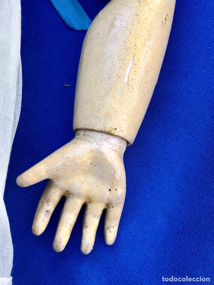 Muñecas Porcelana: Antigua muñeca cabeza porcelana Armand Marseille 390 A 5. M / altura 58 cm aprox. - Foto 9 - 154502353