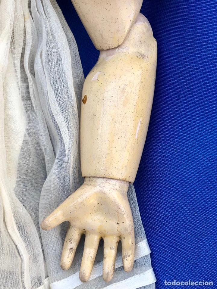 Muñecas Porcelana: Antigua muñeca cabeza porcelana Armand Marseille 390 A 5. M / altura 58 cm aprox. - Foto 13 - 154502353