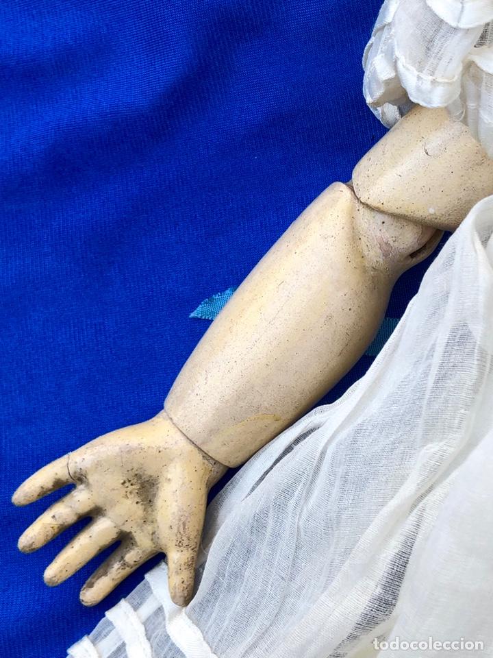 Muñecas Porcelana: Antigua muñeca cabeza porcelana Armand Marseille 390 A 5. M / altura 58 cm aprox. - Foto 15 - 154502353