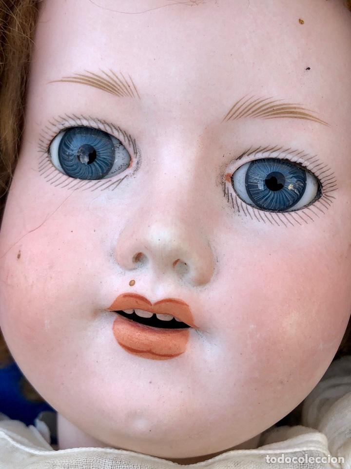 Muñecas Porcelana: Antigua muñeca cabeza porcelana Armand Marseille 390 A 5. M / altura 58 cm aprox. - Foto 16 - 154502353