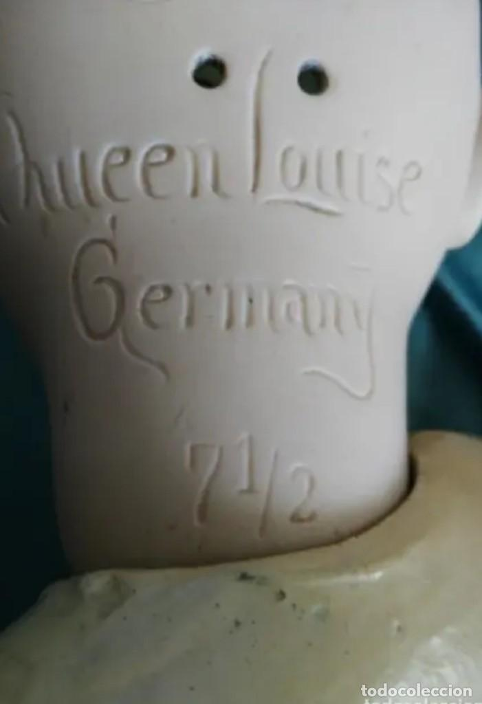 Muñecas Porcelana: Muñeca porcelana Queen Louise 59cm de Armand Marseille - Foto 3 - 154631258