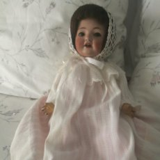 Muñecas Porcelana: MUÑECA SIMÓN HALBIG. CREO QUE DE PRINCIPIOS SIGLO XX. Lote 154754090