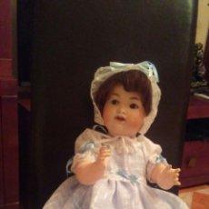 Muñecas Porcelana: ANTIGUO MUÑECO ARMAND ARSELL AÑOS 40 ,VER FOTOS Y LEER DESCRIPCION .. Lote 155316468
