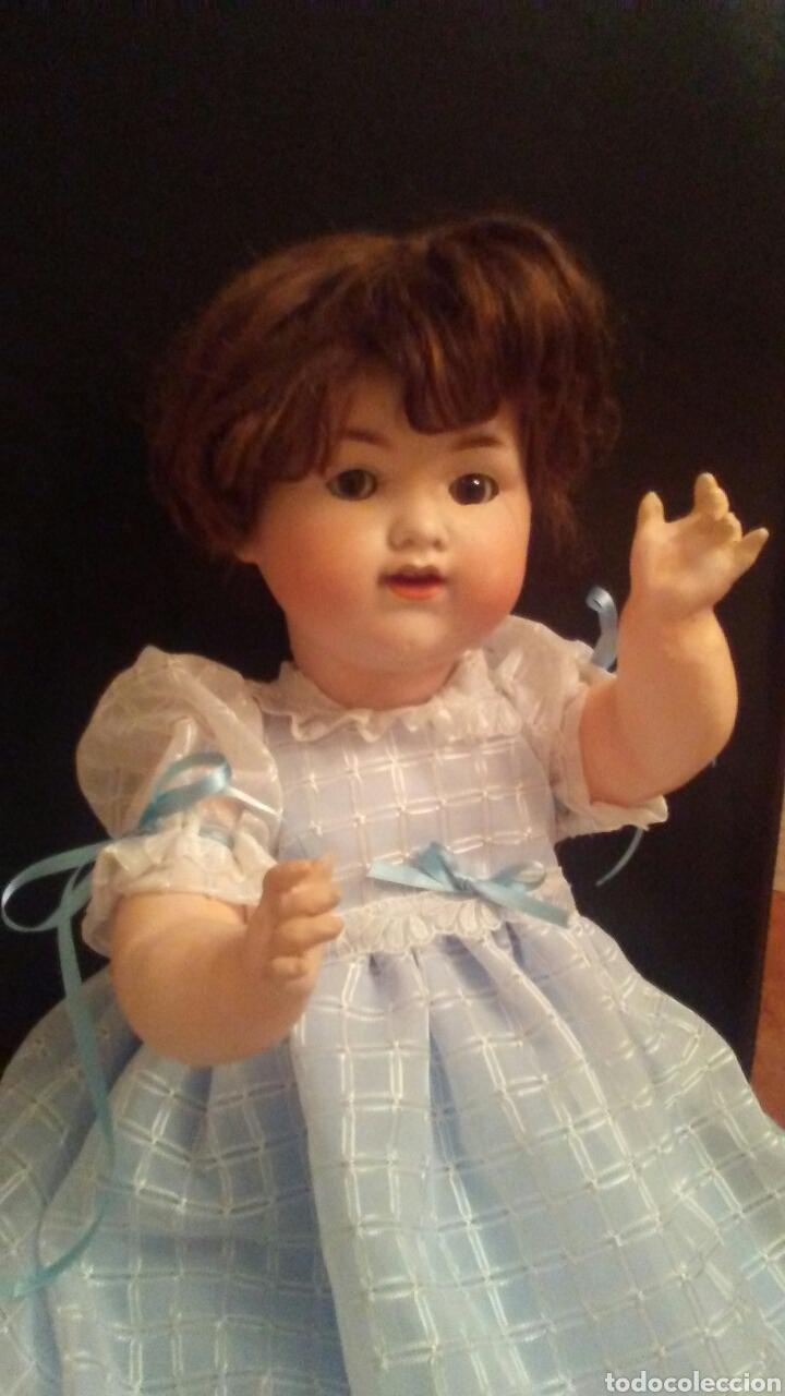 Muñecas Porcelana: Antiguo muñeco Armand Arsell años 40 ,ver fotos y leer descripcion . - Foto 2 - 155316468