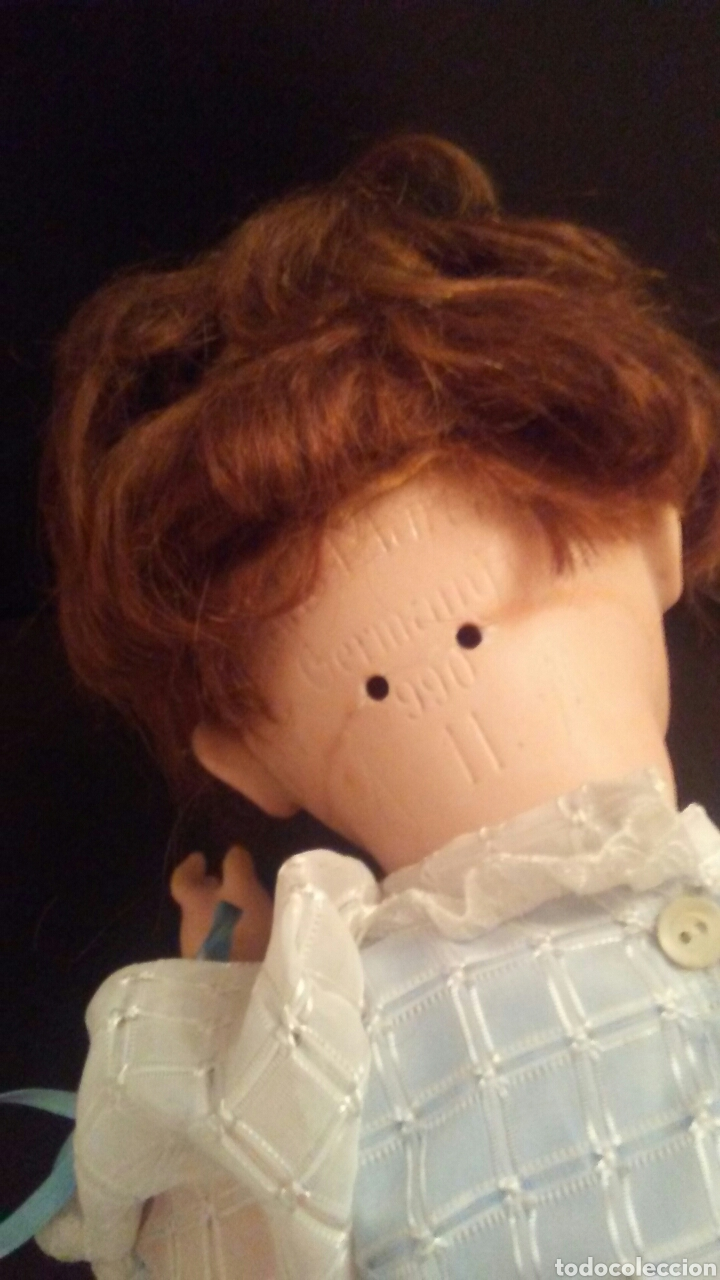 Muñecas Porcelana: Antiguo muñeco Armand Arsell años 40 ,ver fotos y leer descripcion . - Foto 7 - 155316468