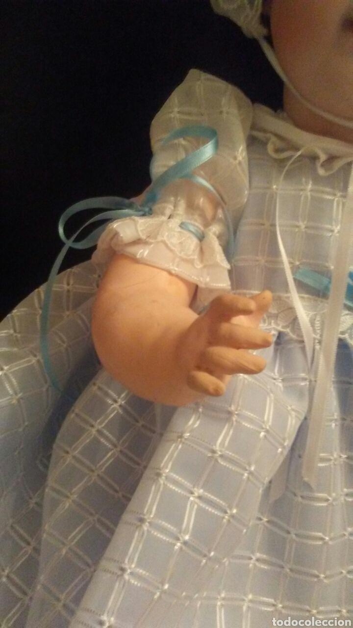 Muñecas Porcelana: Antiguo muñeco Armand Arsell años 40 ,ver fotos y leer descripcion . - Foto 14 - 155316468