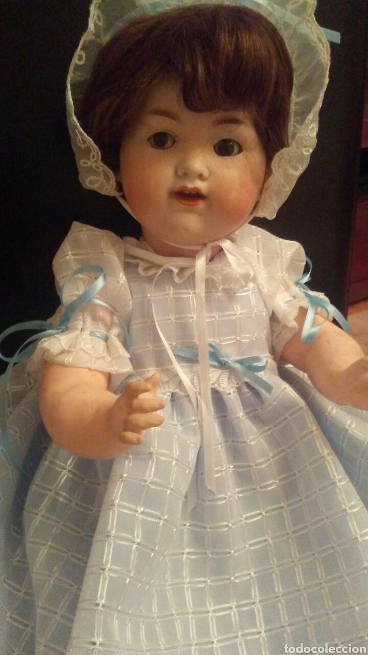 Muñecas Porcelana: Antiguo muñeco Armand Arsell años 40 ,ver fotos y leer descripcion . - Foto 16 - 155316468