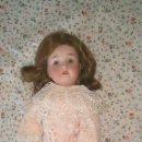 Muñecas Porcelana: ANTIGUA MUÑECA ALEMANA DE PORCELANA 37CM. Lote 160152346