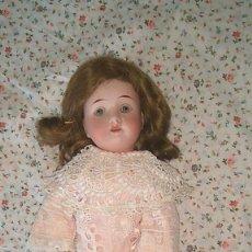Muñecas Porcelana: ANTIGUA MUÑECA DE PORCELANA 37CM. Lote 160152346