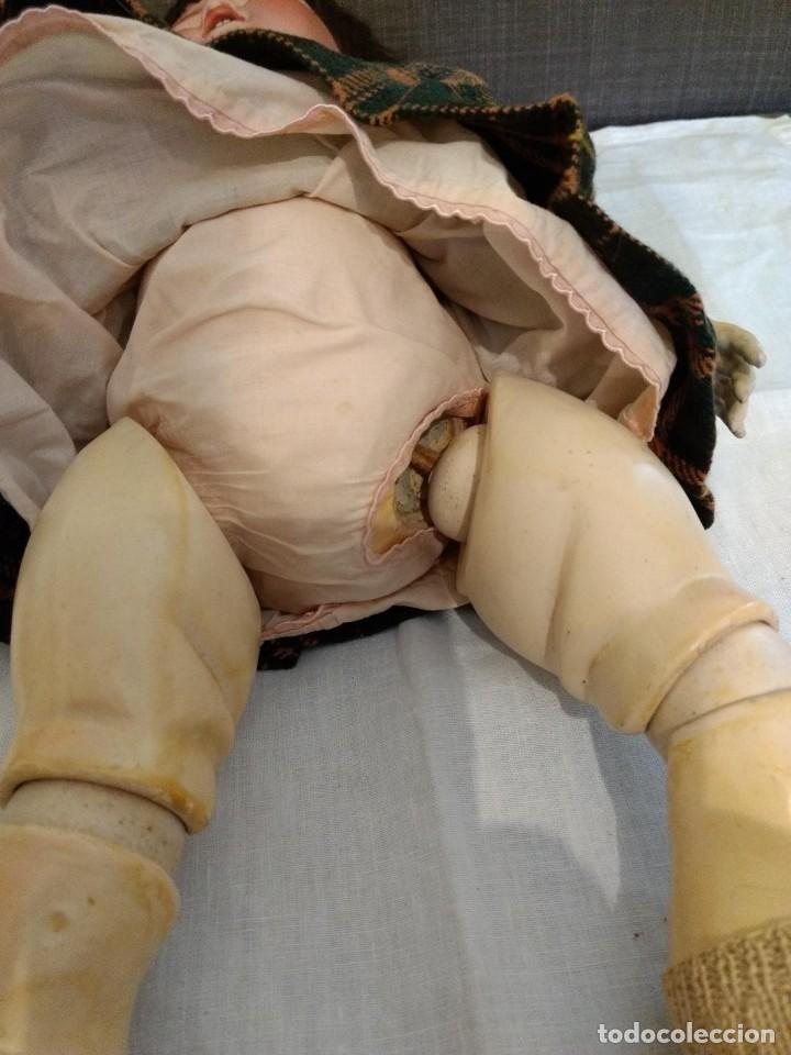Muñecas Porcelana: MUÑECA ALEMANA FRANZ SCHMIDT 1295 - Foto 9 - 160504558
