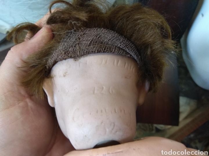 Muñecas Porcelana: Antiguo Muñeco Simon Halbig - Foto 13 - 161259588