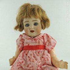 Muñecas Porcelana: ANTIGUA MUÑECA ALEMANA SIMON & HALBIG 126 PIEZA DE COLECCION. Lote 161365982