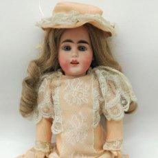 Muñecas Porcelana - MUÑECA DE PORCELANA - BAHR & PROSCHILD 424 (RARA) - s. XIX - 161385506