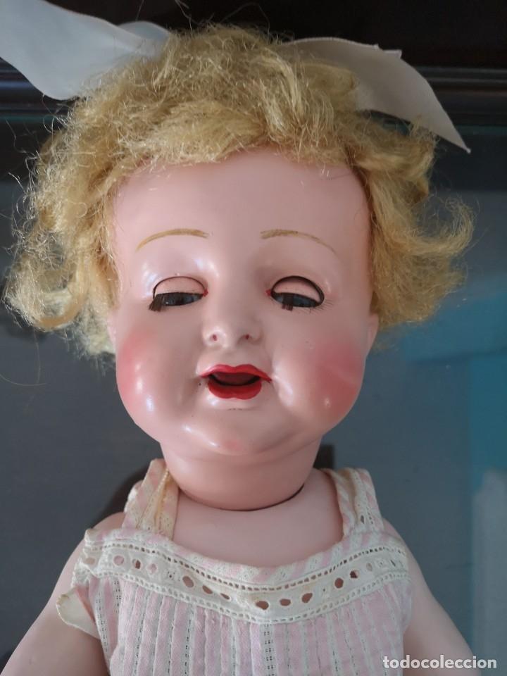 Muñecas Porcelana: PRECIOSA MUÑECA ALEMANA BEBE ,MARCADA EN LA NUCA ,AÑOS 30 - Foto 6 - 162976670
