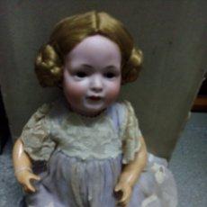 Muñecas Porcelana: MUÑECA BAHR&PROSCHILD. Lote 163853785