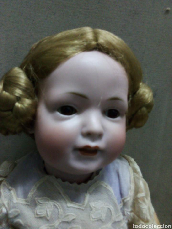 Muñecas Porcelana: Muñeca Bahr&Proschild - Foto 3 - 163853785