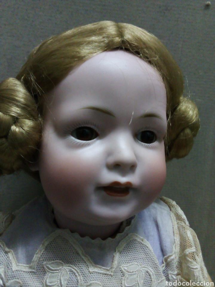 Muñecas Porcelana: Muñeca Bahr&Proschild - Foto 4 - 163853785